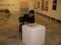 Important Announcement Sofia Art Gallery, 2006 Installation View