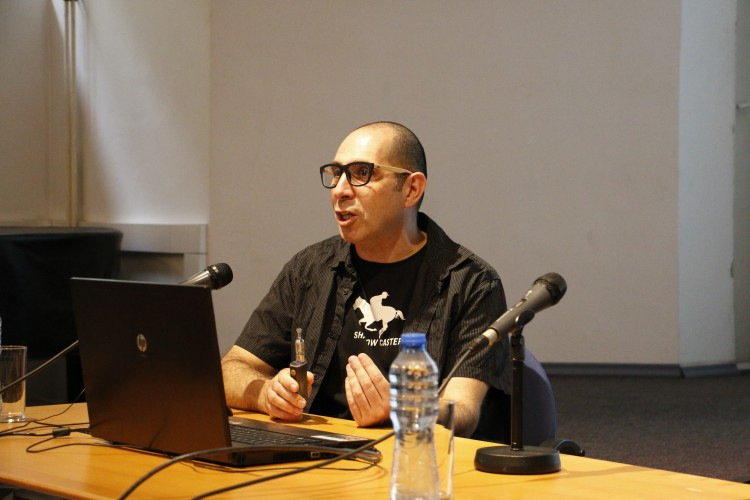 Light Matters. Presentation by Vadim Fishkin