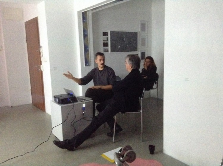 Workshop by Miran Mohar