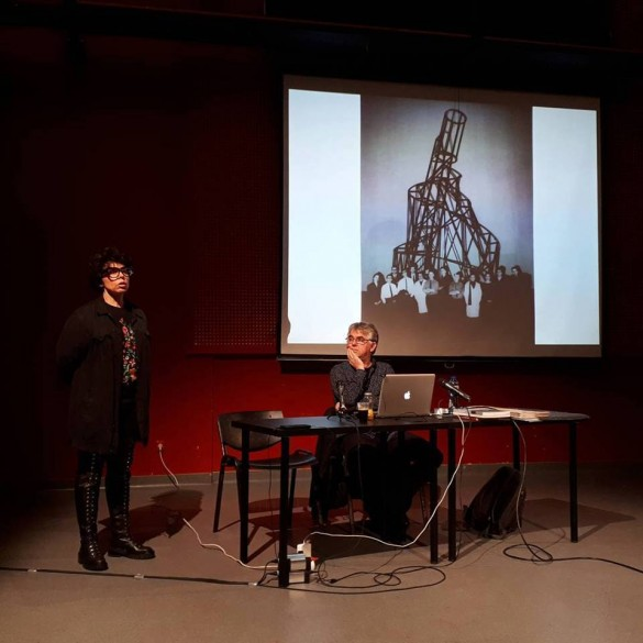 NSK State in Time. Public Presentation by Miran Mohar