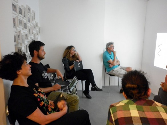 Workshop by Pravdoliub Ivanov