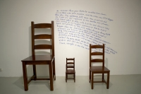 Nedko Solakov The Chairs 2007