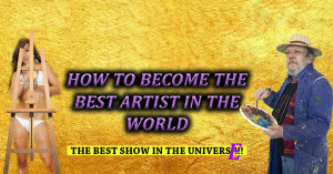 How to Become the Best Artist in the World