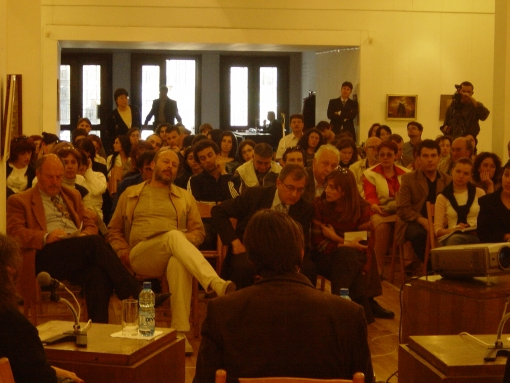 Discussion Images of the City, Images of the Capital 2004
