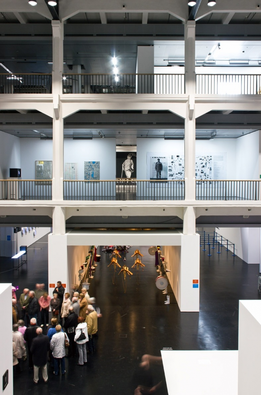 "Photo: ""The Global Contemporary"", ZKM / Museum of Contemporary Art, Karlsruhe, Germany. 09.2011 - 05 2012"